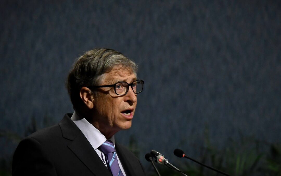The World Loses Under Bill Gates' Vaccine Colonialism