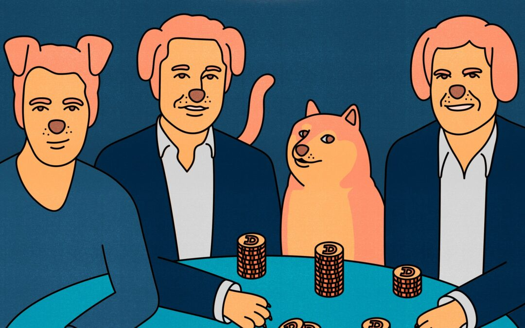 Who Let the Doge Out? The Cryptocurrency Is As Nutty As Ever