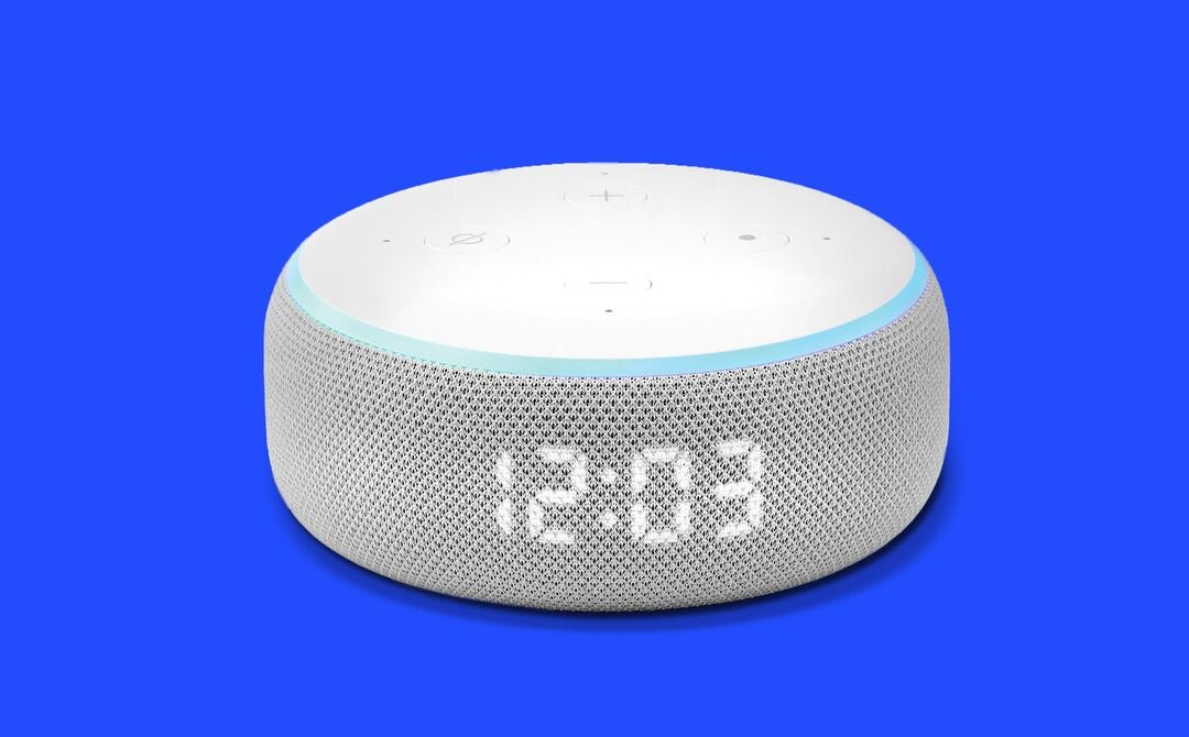 Amazon Echo Dots Store a Wealth of Data—Even After a Reset
