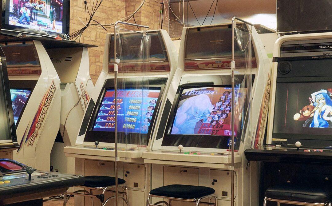 Covid Is Pulling the Plug on Beloved Japanese Arcades