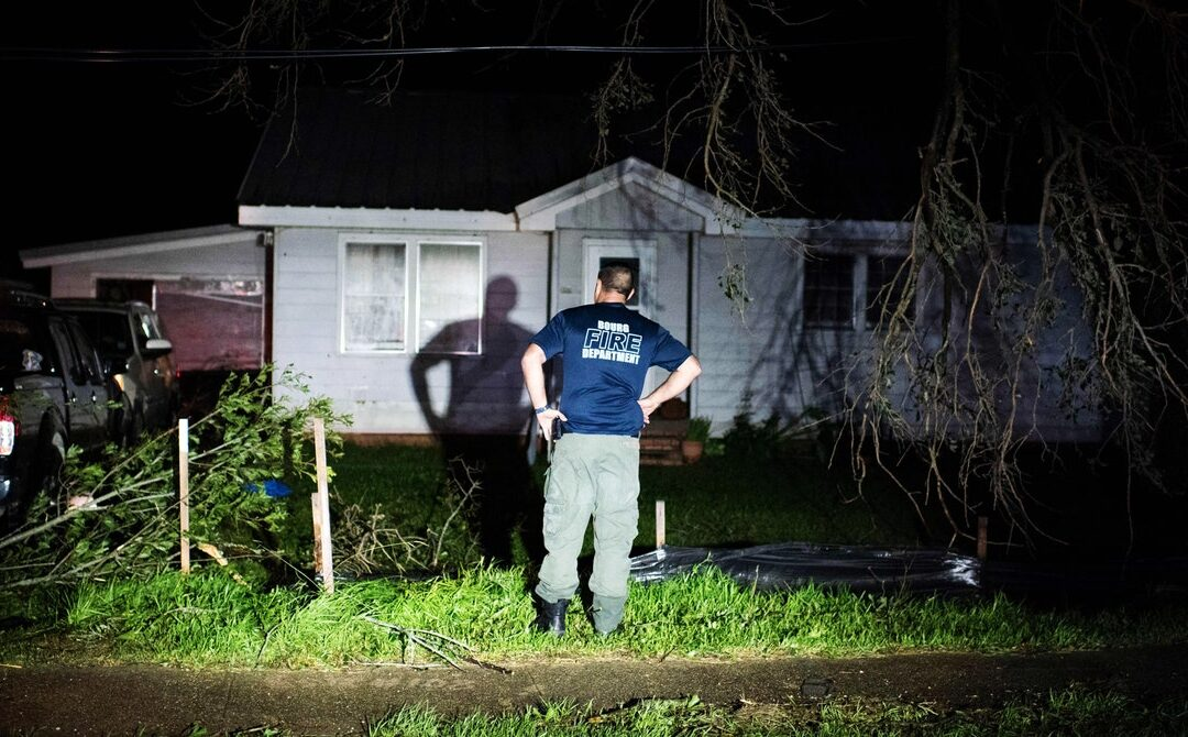 What It'll Take to Get Power Back in New Orleans After Ida